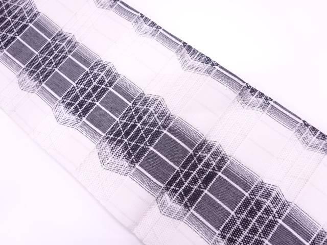 数量限定セール  【IDnet】 未使用品 変わり織横段模様袋帯【リサイクル】【着】, カタシナムラ 02ff945d