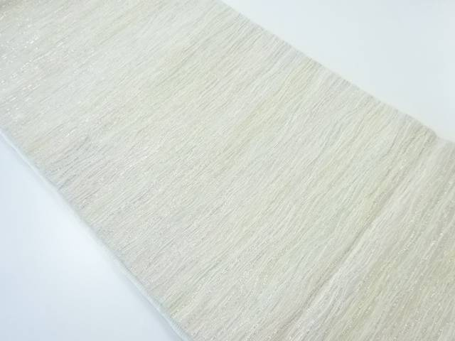 【IDnet】 紗霞模様織り出し袋帯【リサイクル】【中古】【着】