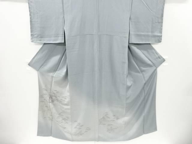 【IDnet】 金閣寺模様刺繍色留袖【リサイクル】【中古】【着】
