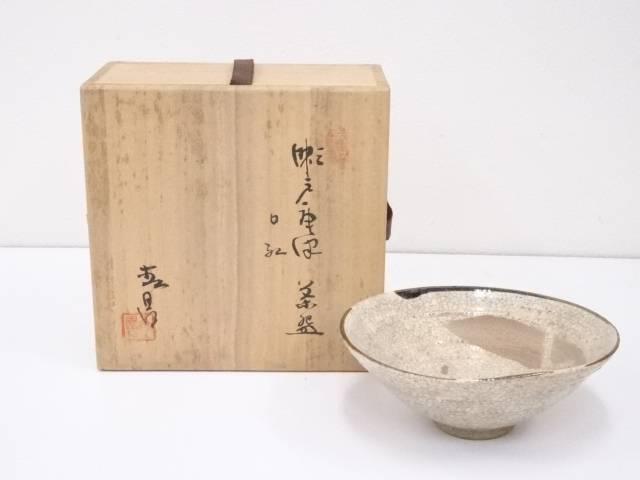 【IDnet】 加藤春鼎造 瀬戸唐津口紅茶碗【中古】【道】