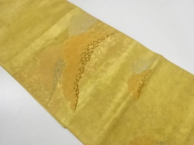 【IDnet】 寿松錦繍文織出し袋帯【リサイクル】【中古】【着】