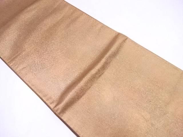 【IDnet】 袋帯 西陣織 暈しに幾何学地紋【リサイクル】【中古】【着】