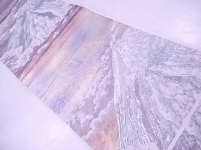 【IDnet】 袋帯 富士山頂文【リサイクル】【中古】【着】