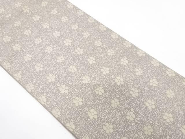 【IDnet】 龍村平蔵製 織部純子 袋帯【リサイクル】【中古】【着】