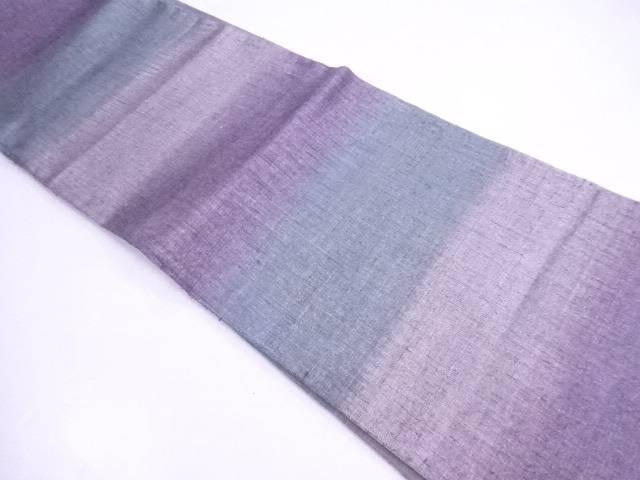 アイディーネットのリサイクル アンティーク着物 茶道具 IDnet 売れ筋 袋帯 全通柄 横段文 着 中古 リサイクル ご注文で当日配送 手織