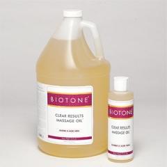 BIOTONE バイオトーン CRマッサージオイル 1/2gallon (約1.8L)×3本セット