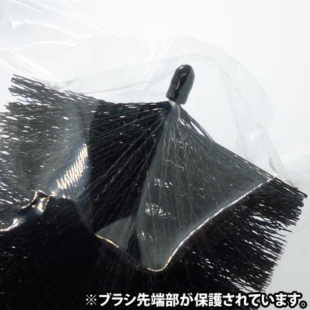 ホイールの内側専用ブラシ