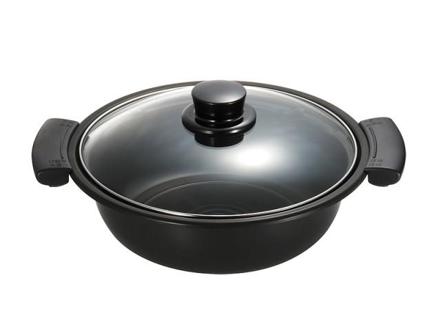 ■KZ-AN10-K 専用鍋 [100V/200V IH調理器兼用]■IH調理器用あっせん鍋■パナソニック■新品■(※離島・沖縄配送不可)
