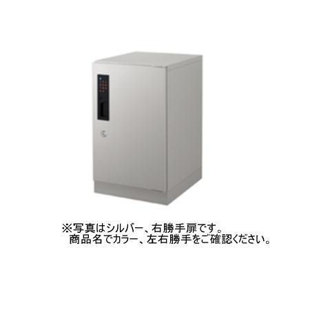 アルファ ed-CUBE 宅配ボックス シルバー 右勝手扉 ※代引不可