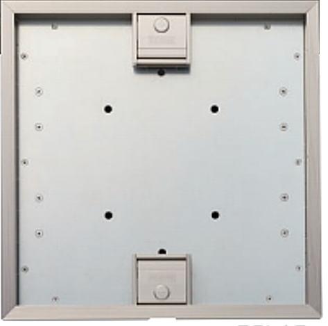 ダイケン KFDIK30N ウッドデッキ用床点検口 鋼製下地用 ステンカラー 300角(直送品)