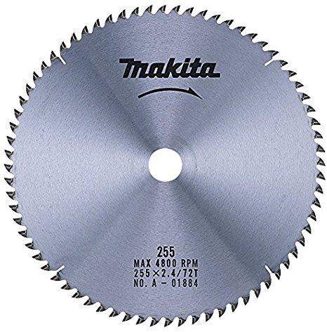 (在庫してます)マキタ A-01884 卓上・スライドマルノコ用 チップソー 木工・アルミ用 255mm