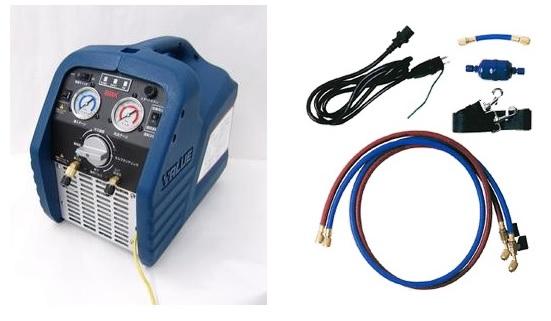 文化貿易工業 BBK RM300 212-1003 フロン回収機 オイルレスフルオロカーボン回収装置