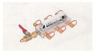 文化貿易工業 BBK CP-HD6 212-0419 フロン回収機 アクセサリー 回収用6連結ヘッダー