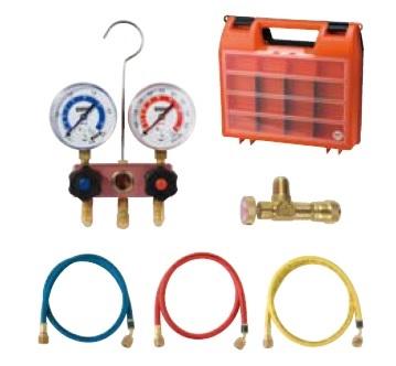 文化貿易工業 BBK 1410-CMKK-60 203-1124 R-410A/R-32対応 コントロールバルブ入りキット(ダイヤフラム式)