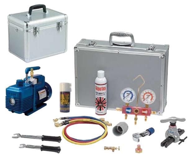 文化貿易工業 BBK ESK-410AJ3 222-2031 ルームエアコン標準セット