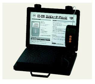 文化貿易工業 BBK CC-220 210-0001 コンパクトチャージングスケール (電子はかり)