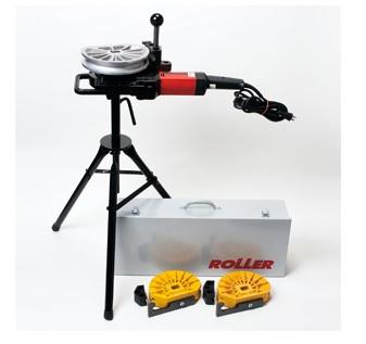 文化貿易工業 BBK EB113DEB 103-0222 電動ベンダーセット(三脚台付)専用ケース付