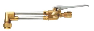 文化貿易工業 BBK CA-550 303-1500 溶断用ハンドル