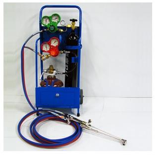 文化貿易工業 BBK 303-0602 溶接溶断機 ブルーパックS ネジ式