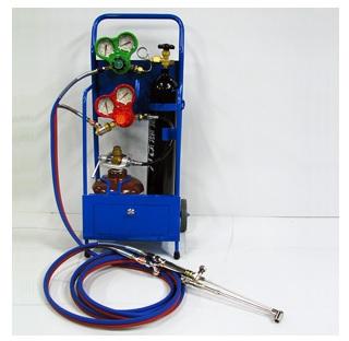 文化貿易工業 BBK 303-0617 溶接溶断機 ブルーパックS カプラー式