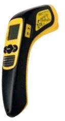 文化貿易工業 BBK TMINI12 209-0701 レーザーマーカ付非接触温度計