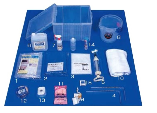文化貿易工業 BBK ES-R18 216-0003 エアコン洗浄セット