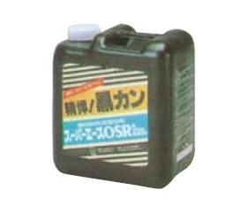 文化貿易工業 BBK 217-0029 冷却水系洗浄剤 OSR型スライム洗浄剤(中和不要) スーパーエースOSR