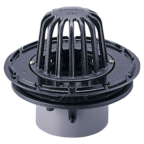 中部コーポレーション CRAG-SD-150 外断熱工法 打込用ルーフドレン ねじ込式
