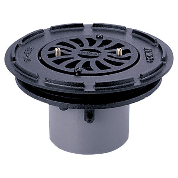 中部コーポレーション CFSG-SD-125 外断熱工法 打込用ルーフドレン ねじ込式