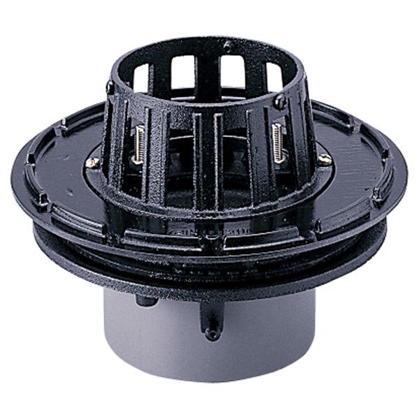 中部コーポレーション CBSG-SD-75 外断熱工法 打込用ルーフドレン ねじ込式