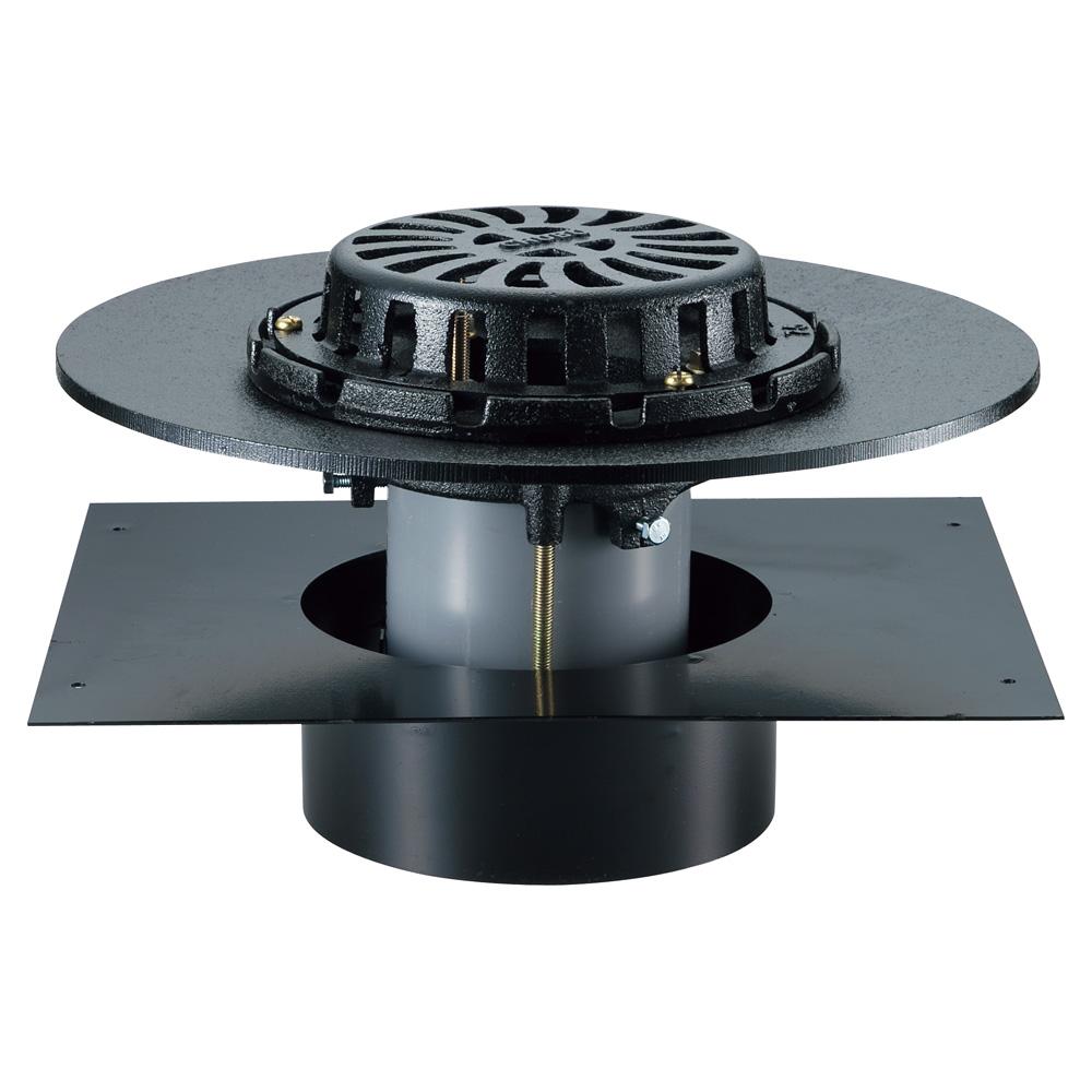 中部コーポレーション DRSLG-10S-150 デッキプレート 打込用ルーフドレン
