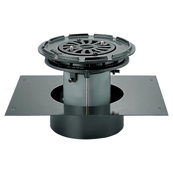 中部コーポレーション DCFSP-1SD-100 外断熱工法 デッキプレート 打込用ルーフドレン 差込式