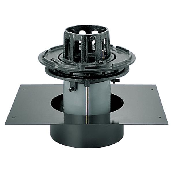 中部コーポレーション DCBSG-SD-125 外断熱デッキプレート用ドレン