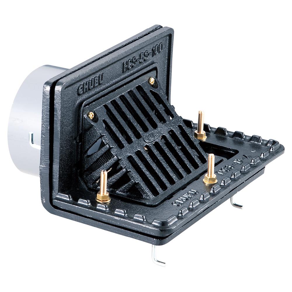中部コーポレーション HCS-5SDR-150 外断熱用よこ引きドレン
