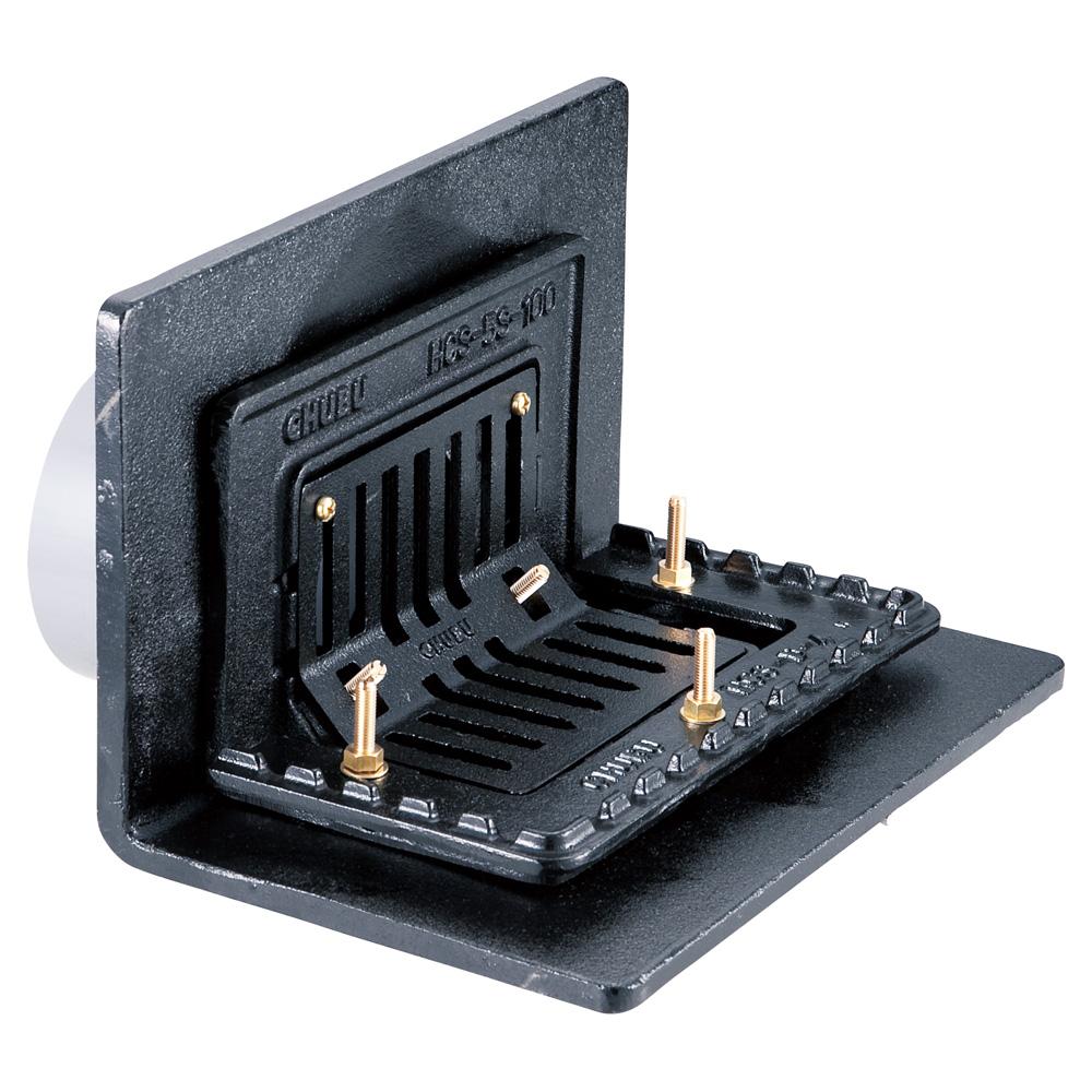 中部コーポレーション HCS-10SD-150 外断熱用よこ引きドレン