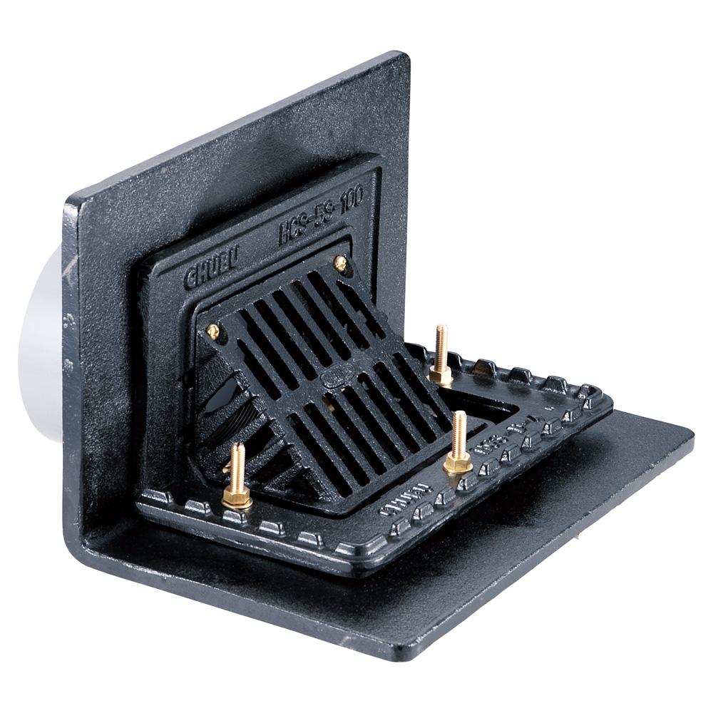 新作続 メーカー直送の為代金引換以外のご注文で承ります 中部コーポレーション 人気 HCS-10SDR-75 外断熱用よこ引きドレン