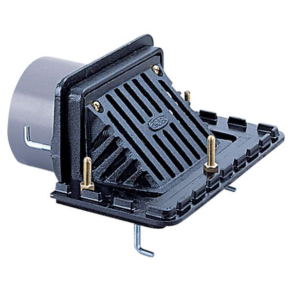 中部コーポレーション CHCS-SDR-125 外断熱用よこ引きドレン