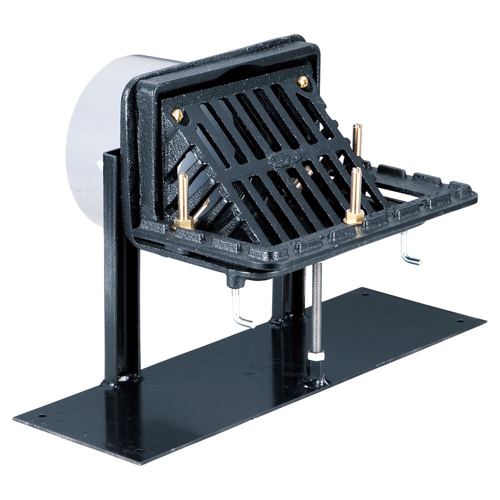 中部コーポレーション DCHCS-SDR-150 外断熱工法デッキプレート用よこ引きドレン(受注生産品)