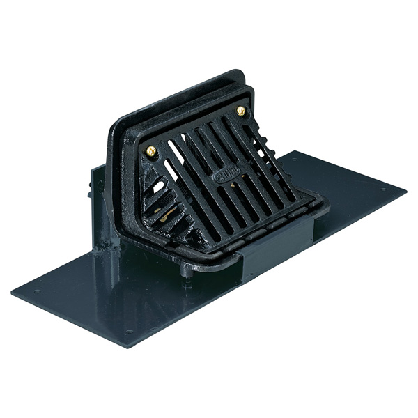 中部コーポレーション KCHCS-R-150 鋼製下地断熱用よこ引きドレン(受注生産品)