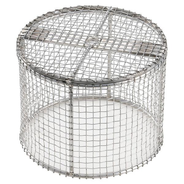中部コーポレーション 5BR-150(呼び) ステンレス防塵網 張掛け幅50mm・100mm(受注生産品)
