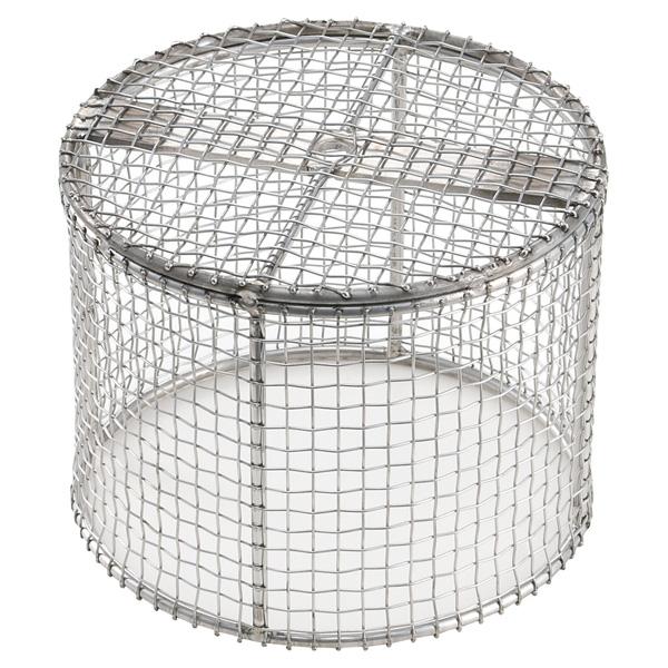 中部コーポレーション BR-125(呼び) ステンレス防塵網(受注生産品)