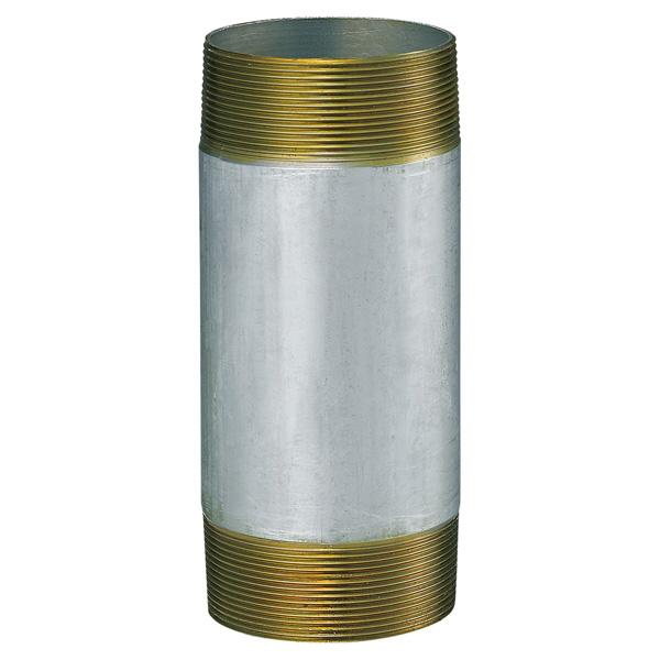 中部コーポレーション CL-2GP-75-500L 両ネジ 接続用直管 鋼管