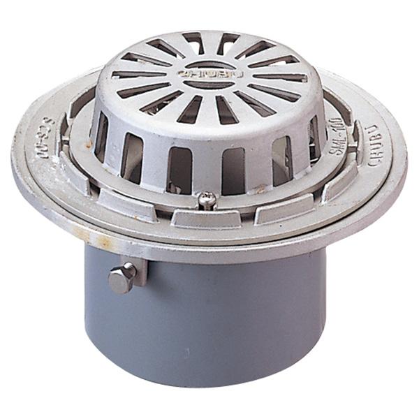 中部コーポレーション SCRALP-100 ステンレスルーフドレン フロアー用・屋上用