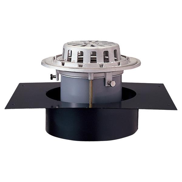 中部コーポレーション DSCRALP-65 ステンレスデッキプレートドレン