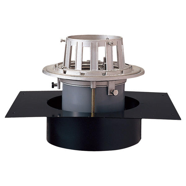 中部コーポレーション DSCBAP-100 ステンレスデッキプレートドレン