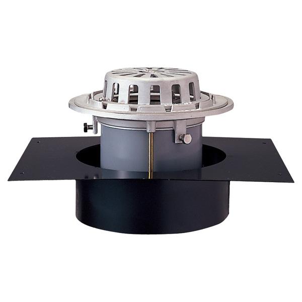 中部コーポレーション DSCRALG-150 ステンレスデッキプレートドレン