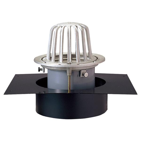 中部コーポレーション DSCRMP-125 ステンレスデッキプレートドレン