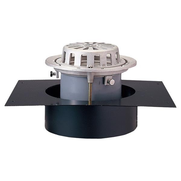 中部コーポレーション DSCRMLP-65 ステンレスデッキプレートドレン