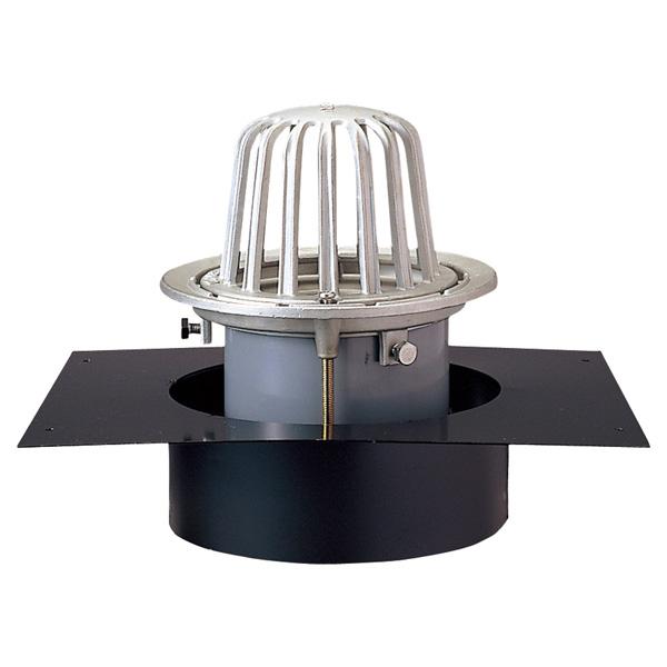 中部コーポレーション DSCRMG-125 ステンレスデッキプレートドレン