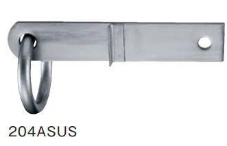 大建プラスチックス DK-204BSUS 自在金環(平足) 350×100 DaikenPlastics